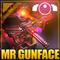 Mr Gunface Icon