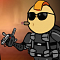 The Pyro Guy Icon