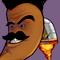 Mustache Attack
