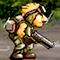 Military Rescue Icon