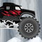 Monster Track Icon