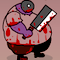 Bloody Sunset Icon