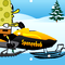 Spongebob Snowmobile