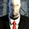 Slender in Zombie Apocalypse Icon
