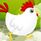Chicken Jumps Icon