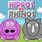 Hippos vs Rhinos Icon