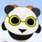 Rocket Panda Icon