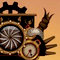 Steampunk Tower Defense Icon