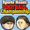 Sports Heads: Football Championship Icon