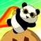 Rocket Panda: Flying Cookie Quest Icon