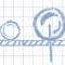 The Circular Blot