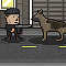 Midnight Canine Icon
