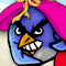 Penguin Slice: Valentine Icon