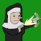 Mother Judgement: Nun with Guns Icon