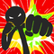 Stickman Fighter: Epic Battles Icon