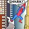 New York Shark Icon
