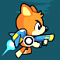 Bear in Super Action Adventure 3 Icon