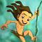 Tarzan Swing Icon