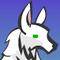 Jade Wolf Icon
