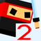 Black Bit Ninja 2 Icon
