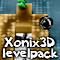 Xonix 3D Levels Pack