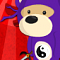 Ninja Bear Icon