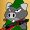 3 Little Pigs: Home Defence Icon