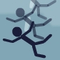 Catch the stickman Icon