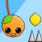 Orange Gravity Icon