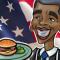 Obama Burgers Icon