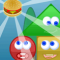 Hungry Shapes Icon