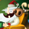 Santa in Trouble Icon
