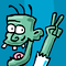 Awesome Zombie Exterminators Icon