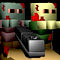 Minecraft: Zumbi Blocks 3D Icon