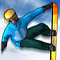 Snowboard King Icon