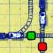 Paper Train Icon