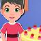 Hot Cake Shop Icon
