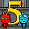 FireBoy and WaterGirl 5: Elements Icon