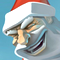Santa Can Fly Icon