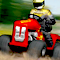 Lawnmower Racing 3D Icon