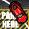Draw The Line Parking Icon