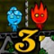 Fireboy and Watergirl 3: In The Forest Temple Icon