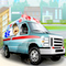 Ambulance Truck Driver Icon