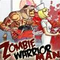 Zombie Warrior Man Icon