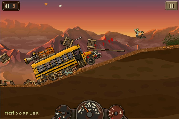 EARN TO DIE 2 HACKED CHEATS