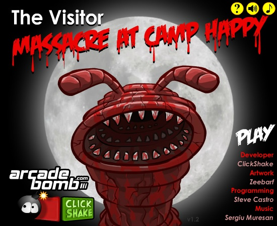 The Visitor: Massacre at Camp Happy Hacked (Cheats ...