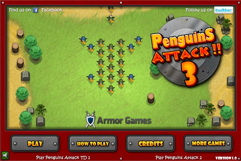 free penguins attack 3