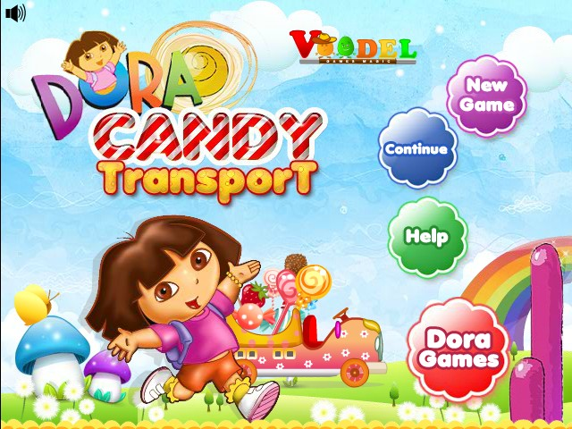 Dora candyland games to play free