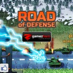 Road of Defense Screenshot