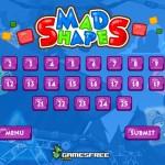 Mad Shapes Screenshot